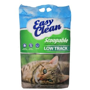 Pestell EasyClean Cat Litter clumping low track 9,07 kg