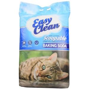 EasyClean BAKING SODA cat litter 9,07kg