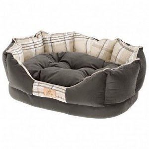 FP. cat bed EDINBURGH brown