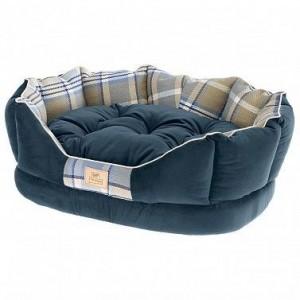 FP. cat bed EDINBURGH blue