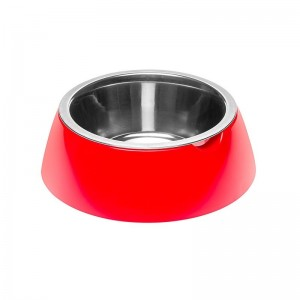 FP. bowl JOLIE SM red ¤17cm 0,5L