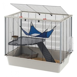 FP. FURAT rodents cage 78 x 48 x h 70