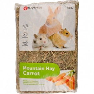 Fla. MOUNTAIN bedding with carrots 500g