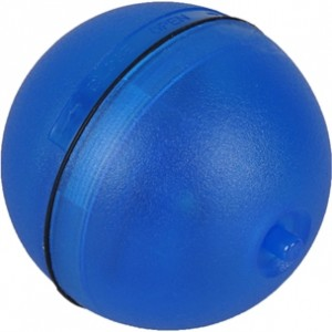 Fla.cat toy LED BALL MAGIC blue 6cm