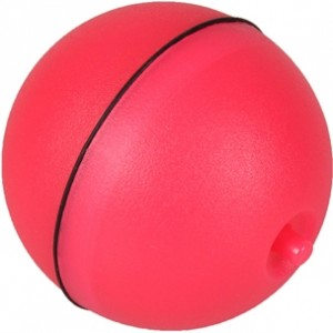Fla.cat toy LED BALL MAGIC pink 6cm