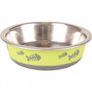 Fla.bowl for cats lime 225ml