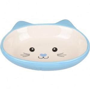 Fla.ceramic bowl blue 170ml