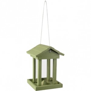 Fla.bird house SILO 15x16x23cm