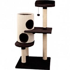 Fla. cat tree TRIVOR 70x54x131cm