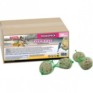 Fla. Food for birds 1pc
