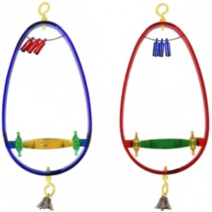 Fla. toy for birds 8,5x21,5cm