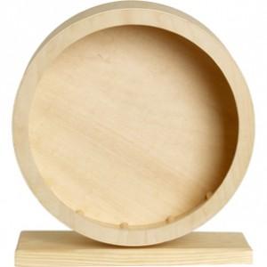 Fla. wooden wheel 30cm
