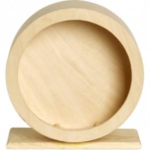 Fla. wooden wheel 20cm