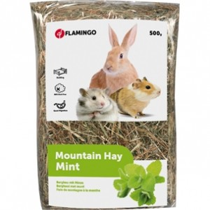 Fla. MOUNTAIN bedding with mint 0.5kg