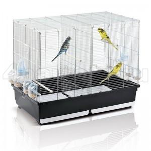 Imac TASHA bird cage silver/grey