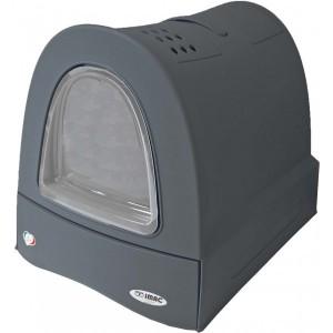 Imac cat litter box ZUMA black