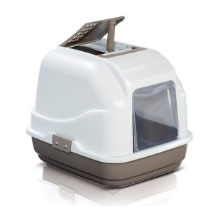 Imac Cat Toilet EASY CAT with filter grey