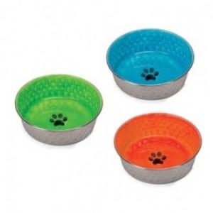 Imac bowl metal+ceramic 0,4L