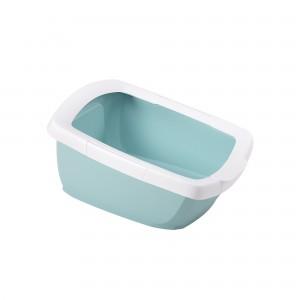 Imac cat litter box FUNNY VERDE blue