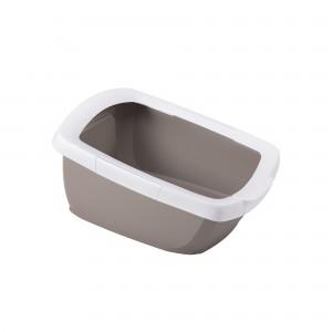 Imac cat litter box FUNNY VERDE grey