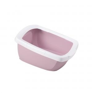 Imac cat litter box FUNNY VERDE pink