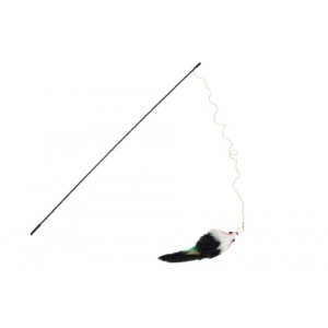 IPTS Cat Toy Fishing Rode with mouse