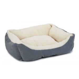 IPTS comfort bed MOGINA grey 45x37x18cm