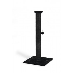 IPTS Scratching post SERPA black 40x40x90