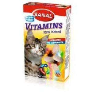 IPTS SANAL cat treat 100 tab.