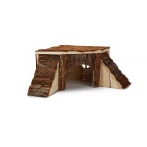 IPTS rabbit/guinea pig house 35x35x16cm