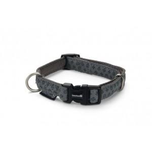 IPTS- Dog Collar 15*20-40 cm grey