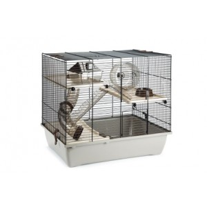 IPTS - rodents cage PINKY3  50x33x45cm