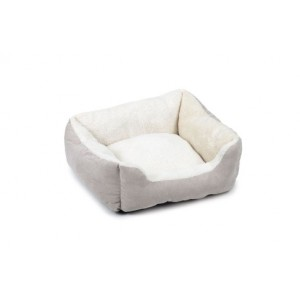 IPTS comfort bed MOGINA grey 80x70x22cm