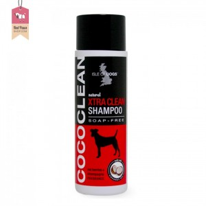 ISLE of Dog CocoClean Xtra Clean Shampoo 250ml