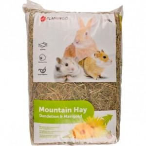 Fla. MOUNTAIN hay with dandelion 0.5kg