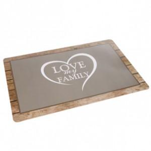 Karlie Love placemat 43x28cm