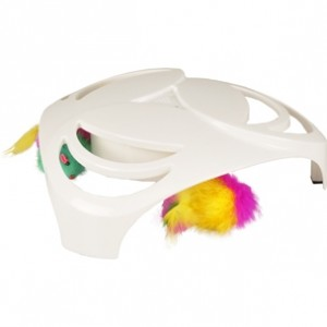 Fla.toy for cats ROLLER HELIC