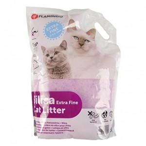 Fla.cat litter SILICA FINE 5L
