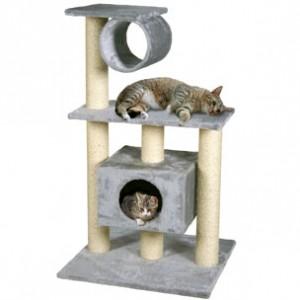 Fla.cat treeTEIDE grey 60x57x103cm