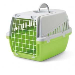 Savic carrier TROTTER 1 white/green