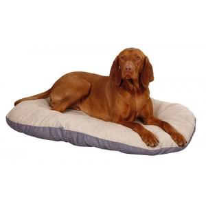 Kerbl mattress LONETA grey/brown 82x57cm