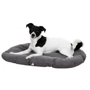 Kerbl cushion LUCCA grey 99x66cm