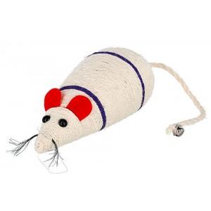 Kerbl Sisal Toy Mouse 31x13x10cm