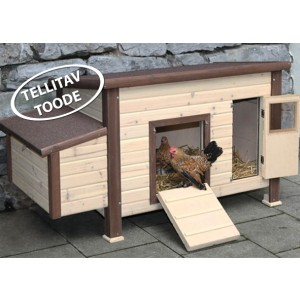 Kerbl NoFrost Thermal Chicken Coop