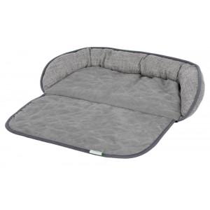 Kerbl comfort bed EMALIA grey 98x66x12cm
