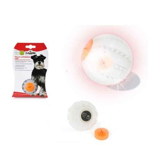 Dog Toy USB Flashing Ball 6,5 cm