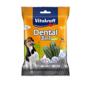 Vitakraft DENTAL 3in1 fresh Small 120g