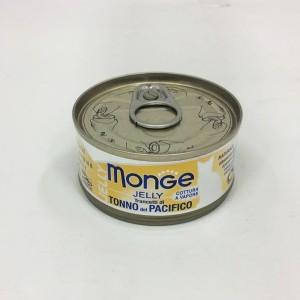 MONGE Jelly Cat Tuunikala lõigud 80g