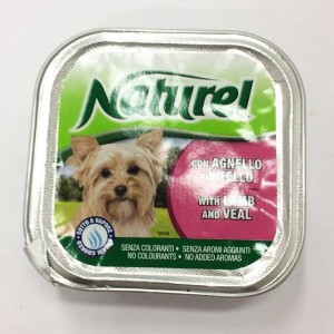 Life Dog Naturel lammas & vasikas 150 g