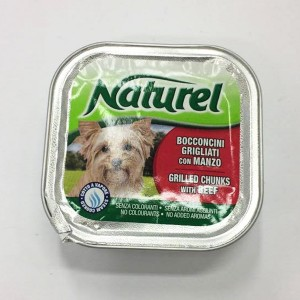 Life Dog Naturel loomaliha tükid 150 g
